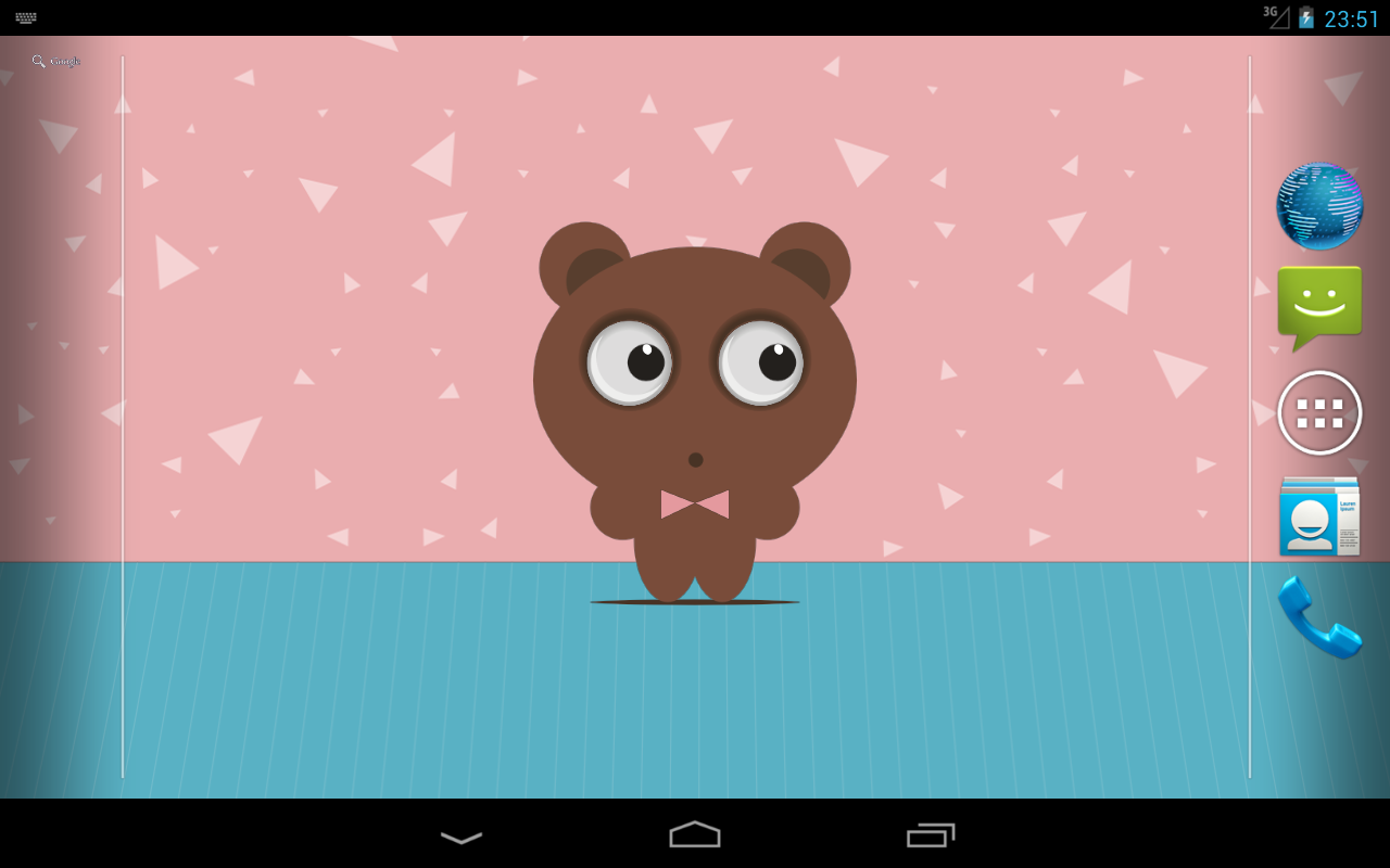 Tony The Bear Wallpaper Free- screenshot