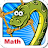 Snakes And Ladders - Math logo