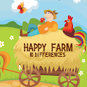 Happy Farm Find Differences icon