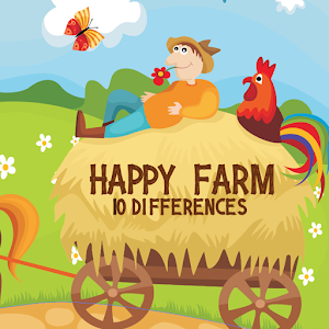 Happy Farm Find Differences