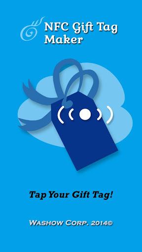 NFC GiftTag Maker