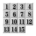 15 Puzzle (First Edition) logo