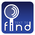 Text To Find icon