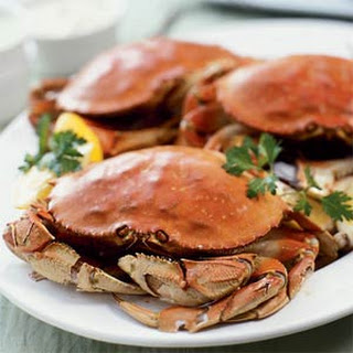 Cracked Crab Platter.