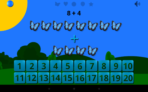Kids Math and Numbers- screenshot thumbnail