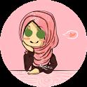 Hijab app icon
