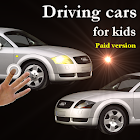 Cars for kids, full version icon