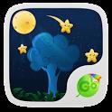 GO Keyboard Starry Night Theme icon