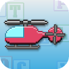 Helicopter Toy icon