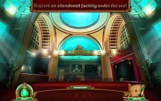Screenshot of The Emerald Maiden