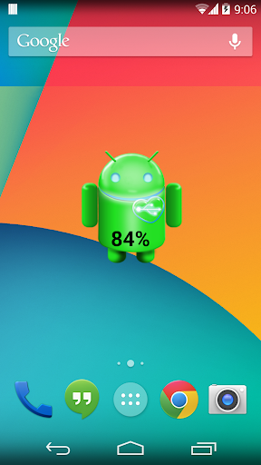 Battery Widget for Android