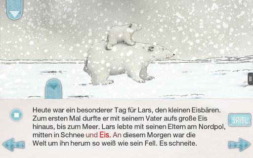Kleiner Eisbär Apps para Android screenshot