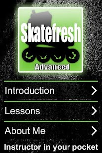 Skate Lessons Advanced-2 - screenshot thumbnail