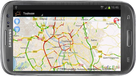 Smart Traffic - screenshot thumbnail