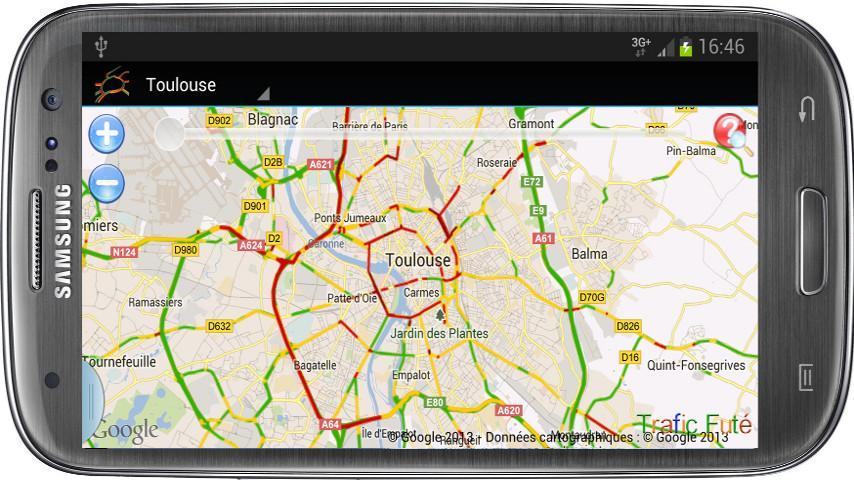 Smart Traffic - screenshot