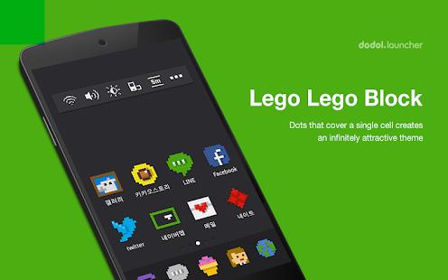 Lego Lego Block Dodol Theme