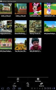 Kids Place Video Player - screenshot thumbnail