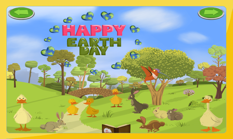 Earth Day: Kids Seasons Story - screenshot