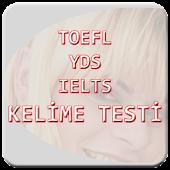Toefl Yds Ielts Kelime Testi
