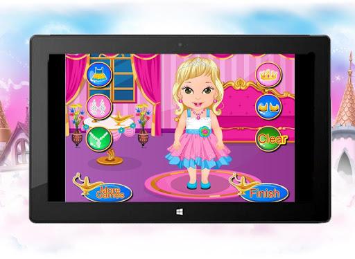 Bayi Princess Merawat Permaina 1.0.7 screenshots 12