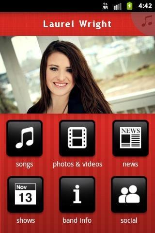 玩音樂App|Laurel Wright免費|APP試玩