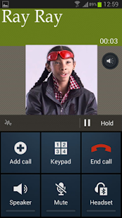 RayRay Mindless Prank Call - screenshot thumbnail