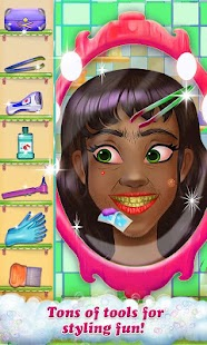 Hairy Face Salon - Makeover- screenshot thumbnail