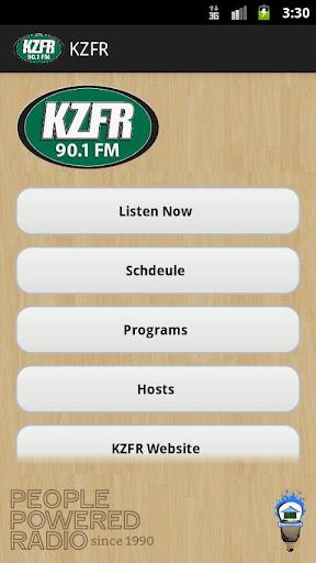 KZFR Radio