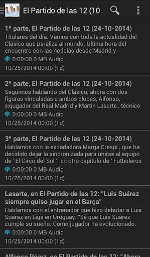 Audio Gol