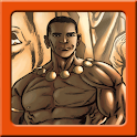 Barack The Barbarian #1 logo