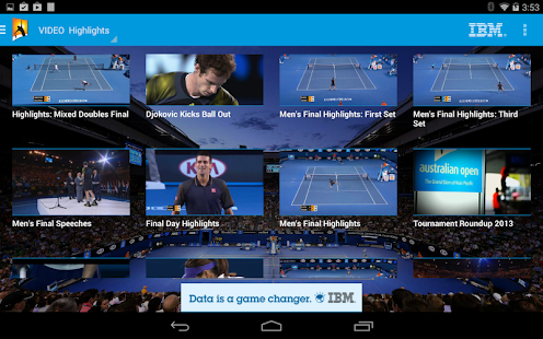 2014 Australian Open - screenshot thumbnail