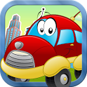 Cars & Pals: Kids Puzzle Games icon