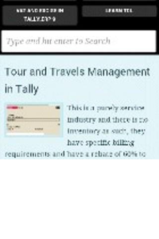 Learn Tally