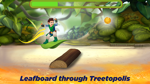 Tree Fu Tom Squizzle Quest