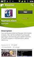 Screenshot of RedirectAndroidMarket4Install