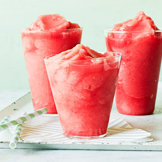 Frozen Watermelon Cooler
