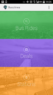 Busolinea Compare Bus Tickets- screenshot thumbnail