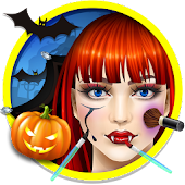 Halloween Makeup SPA