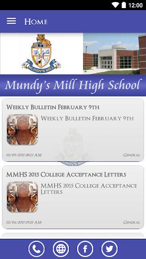 Mundy's Mill High School