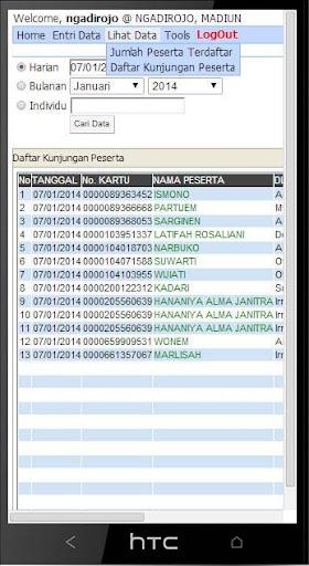 BPJS Kesehatan screenshot