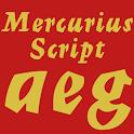 Mercurius Script FlipFont icon