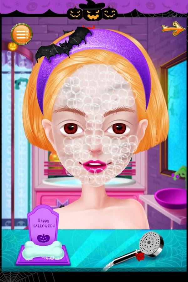 Halloween Salon: Dress Up™- screenshot
