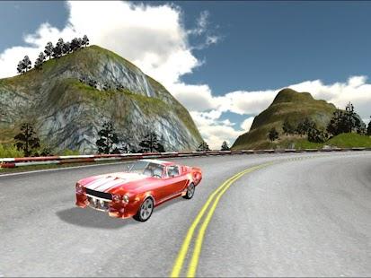 Muscle Car Rally