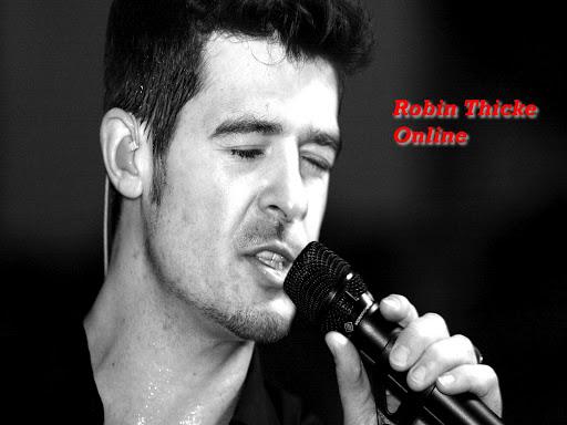 【免費音樂App】Robin Thicke Online-APP點子