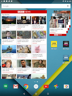 BBC News - screenshot thumbnail