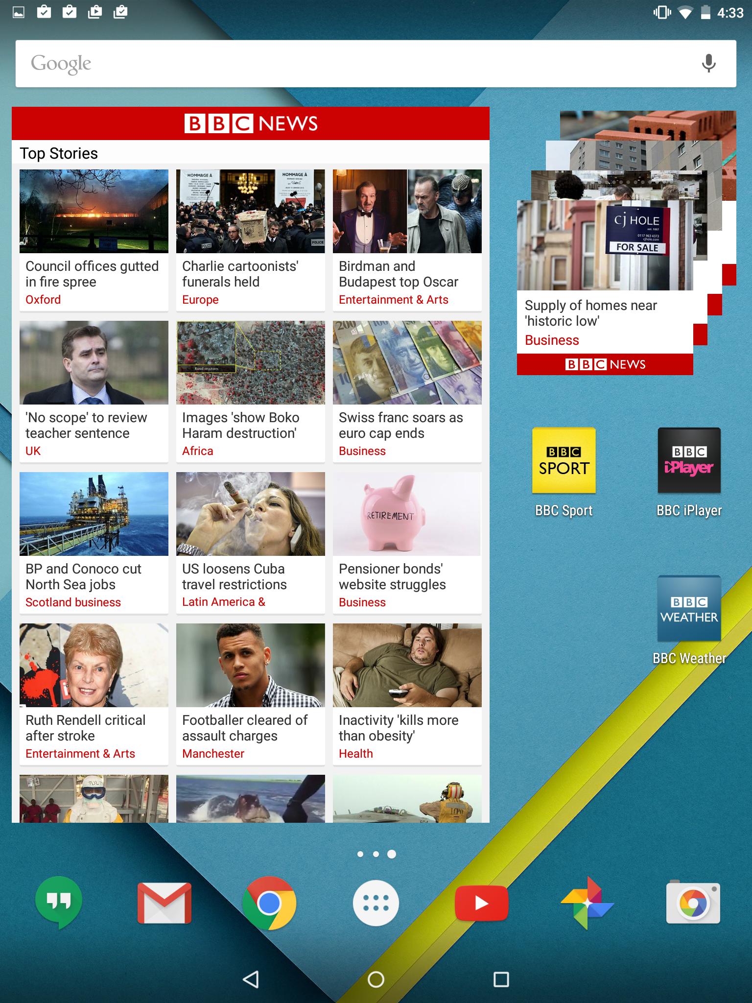 BBC News screenshot #12
