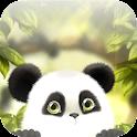 Panda Chub Live Wallpaper Free logo