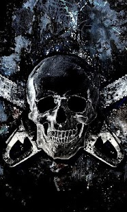 Skull Live Wallpapers - screenshot thumbnail