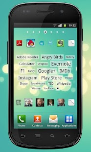 Imgy apps & contacts widgets- screenshot thumbnail