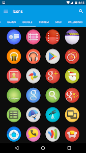 Simplo - Icon Pack v2.8